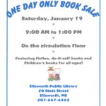 Friends' January Book Sale