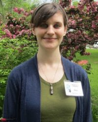 Avery Garrod, Ellsworth Public Library Circulation Assistant (Youth Services)