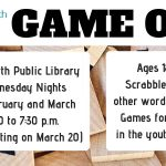 Game On night at the Ellsworth Public Library