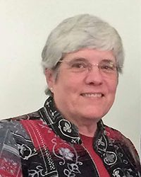 Sandy Abbott, Assistant Director, Ellsworth Public Library