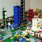 Chicago in Legos